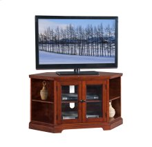 """Westwood 46"""" Corner TV Stand with Bookcases #87287"""