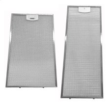 Set of two aluminum mesh filters for XOC24SMUA, XOC30S and XOC30SMUA