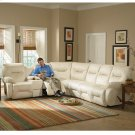 BRINLEY SECT. Power Reclining Sofa Product Image