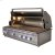 """Additional 42"""" Cutlass Pro Drop-In Grill - RON42A - Natural Gas"""