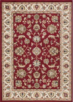 Hampton - HMP5400 Red Rug