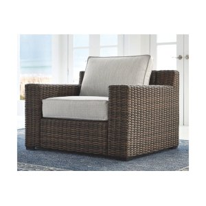 Ashley Furniture Lounge Chair W/cushion (1/cn)