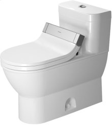 White Darling New One-piece Toilet For Sensowash®