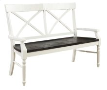 Emerald Home Mountain Retreat Dining Bench D601-36