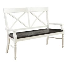Emerald Home Mountain Retreat Dining Bench D601-36-09