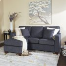 Russell Sectional In Navy Product Image
