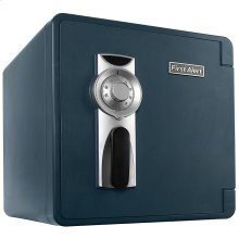 Waterproof and Fire-Resistant Bolt-Down Combination Safe, 1.3 Cubic Feet