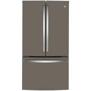 GEGE® ENERGY STAR® 23.1 Cu. Ft. Counter-Depth French-Door Refrigerator