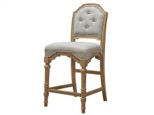 Counter Stool with Upholstered Seat and Back(2/ctn)