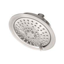 Brushed Nickel Pfister 5-Function Raincan Showerhead