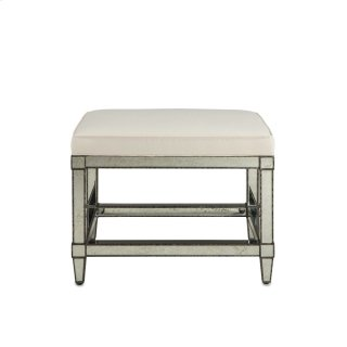 Monarch Stool - 20.5h x 18w x 25.5d