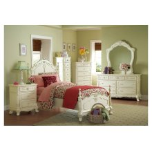 Twin Bed