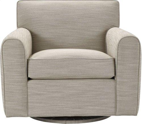 Ernest Hemingway ® Spender Swivel Chair (Fabric)