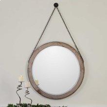 Loughlin Round Mirror