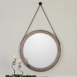 Loughlin Round Mirror