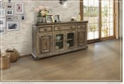 3 Drawer, 2 Glass & 2 Wooden Doors Console Product Image