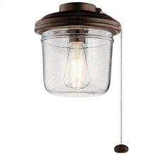 Yorke LED Outdoor Light Kit Tannery Bronze