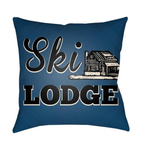 "Lodge Cabin LGCB-2037 20"" x 20"""
