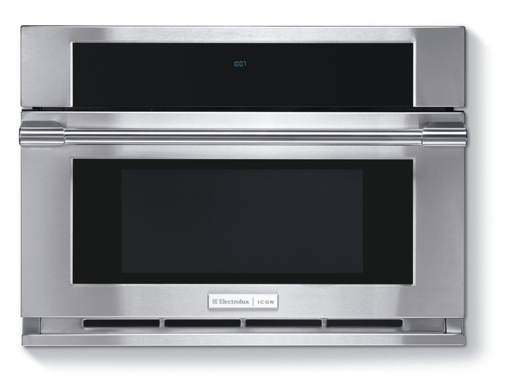 Electrolux Icon Reg Built In Microwave With Drop Down Door