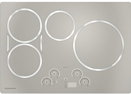 "30"" Electric Cooktop with Induction Elements"
