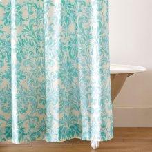 Kate Shower Curtain, LAKE, ONE