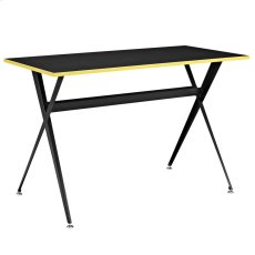 Expound Office Desk in Black Product Image
