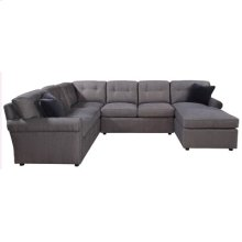 Custom Choices Armless Loveseat
