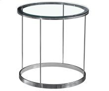 Orion Round Lamp Table