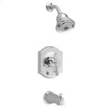 American StandardPortsmouth FloWise Pressure Balance Shower - Polished Chrome