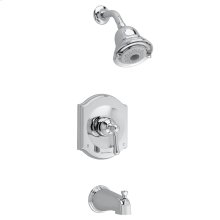 Portsmouth FloWise Pressure Balance Shower - Polished Chrome