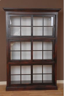"#448 Large Currahee Bookcase 54""wx18.5""dx78""h"