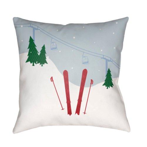 "Set Of Skis SKI-010 20"" x 20"""