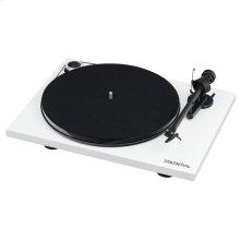 White- Turntable for vinyl on Sonos.