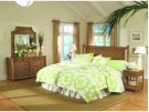 Summer Retreat Chippendale Queen Headboard Product Image
