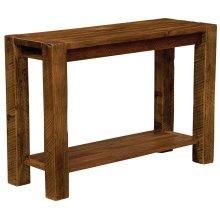 Post Sofa Table