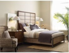 Matrix Panel Queen Bed Package