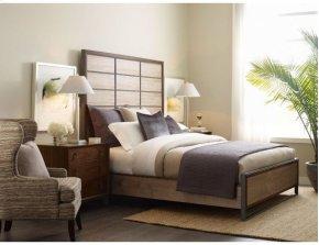 Matrix Panel Queen Bed Package