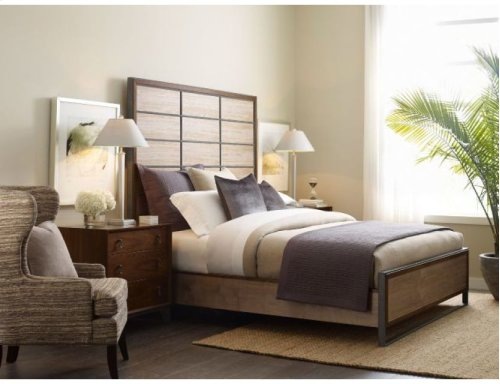 Matrix Panel King Bed Package