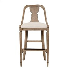 Wethersfield Estate-Barstool in Brimfield Oak