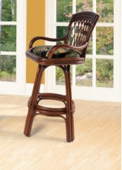 St Lucia Bar Stool w/Arm