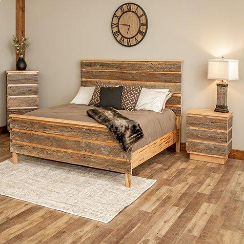 Big Sur Bed - King Bed