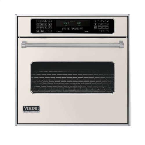 "Oyster Gray 30"" Single Electric Touch Control Premiere Oven - VESO (30"" Wide Single Electric Touch Control Premiere Oven)"