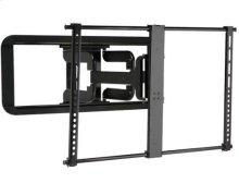 """Black Super Slim Full-Motion Mount for 51"""" - 70"""" flat-panel TVs"""