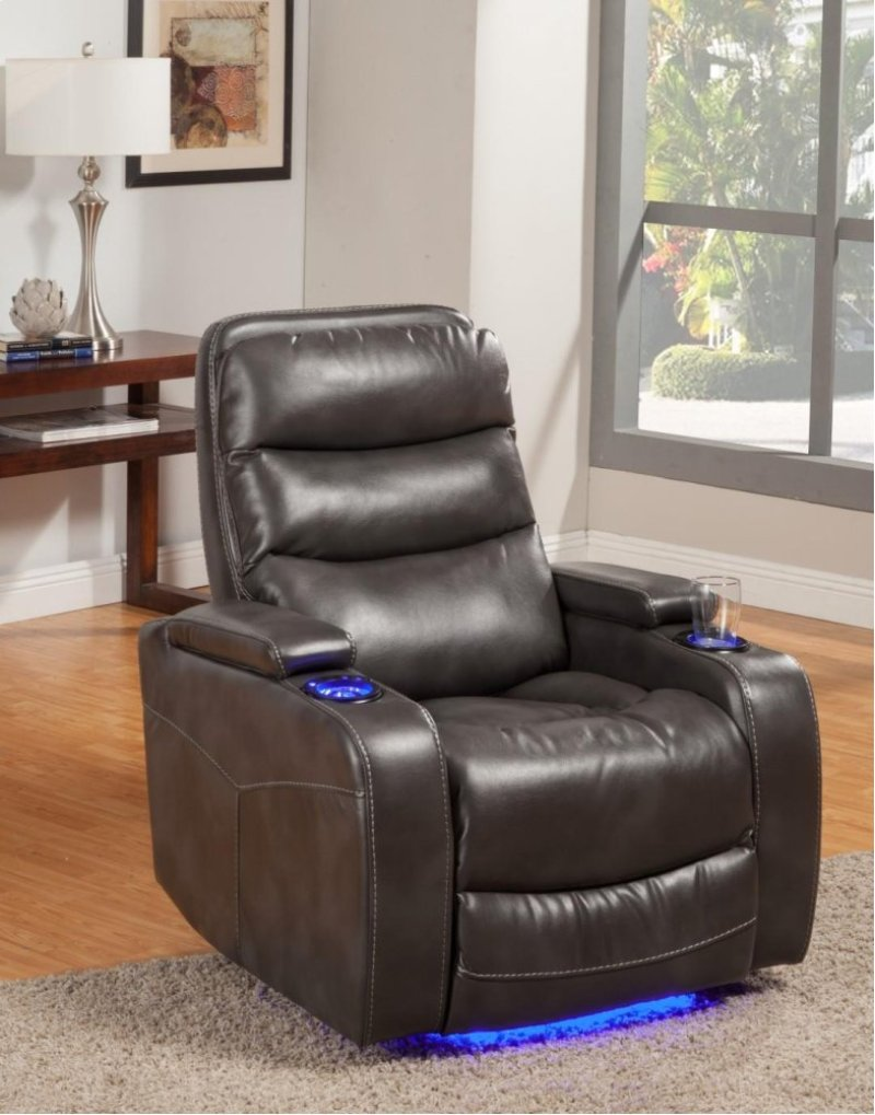 ICON Furniture & Art - Parker House - Home Theater Recliner Power in ...