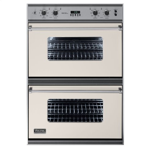 """Oyster Gray 36"""" Double Electric Oven - VEDO (36"""" Double Electric Oven)"""