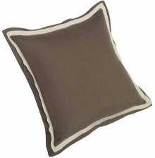 "Luxe Pillows Double Flange (24"" x 24"")"