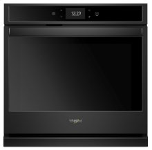 4.3 cu. ft. Smart Single Wall Oven with True Convection Cooking