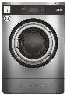 Commercial Multi-Load Soft-Mount Washer, Vended 55lb