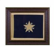 Small Republic Of Texas Flag W/Matt Product Image