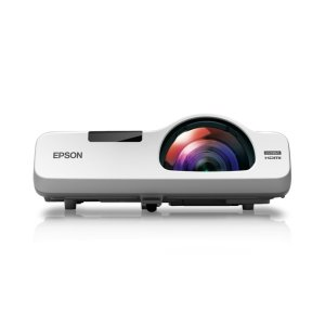 EpsonPowerLite 535W WXGA 3LCD Projector